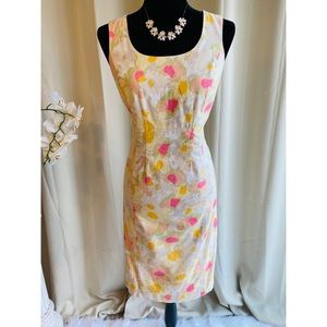 Floral Bright Dress